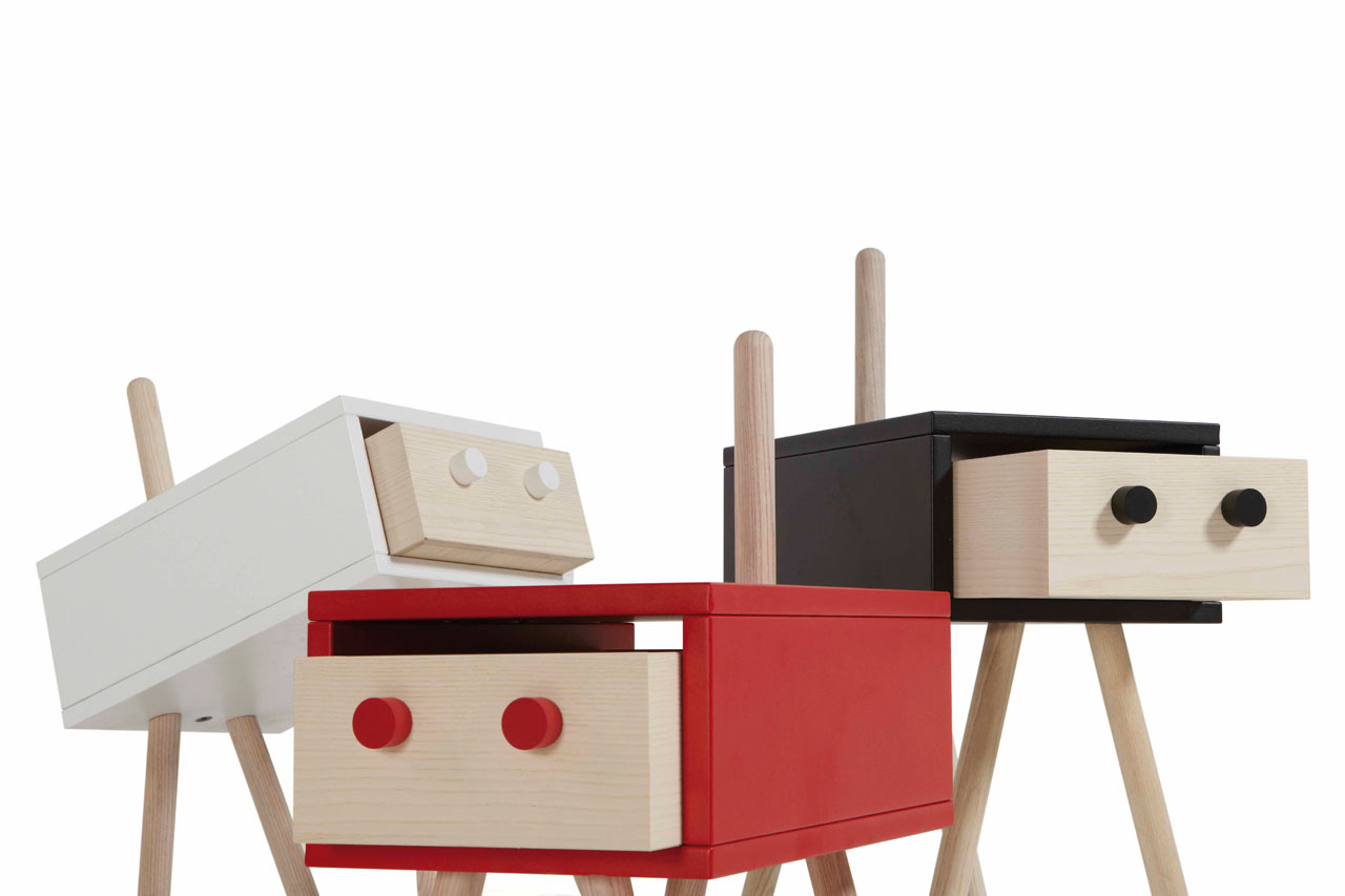 Neotoi Family: Furniture With Personality