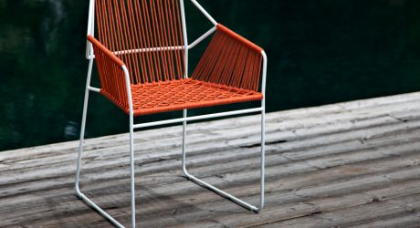 Sandur Chair by Mark Gabbertas for Oasiq