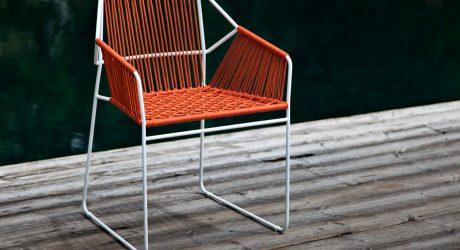 Sandur Chair by Mark Gabbertas for Oasiq