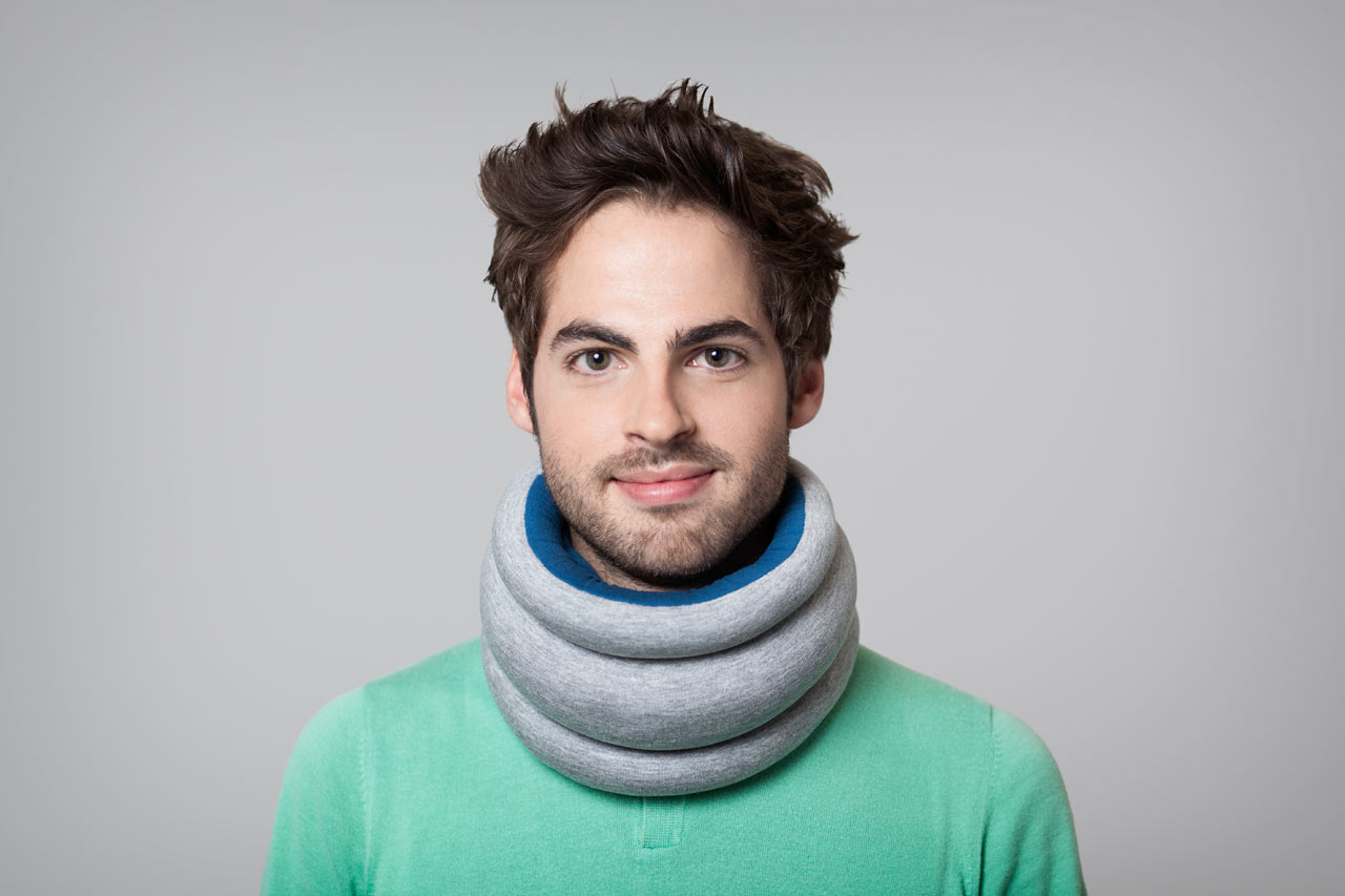 Ostrich Pillow Light: For Napping on the Go