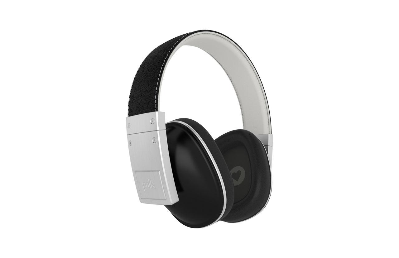 Polk Headphones Blend Retro Style & Top-notch Sound