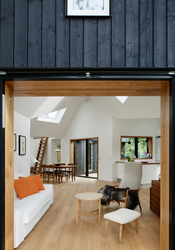 Awesome Danish Pitched Roof Summer House By Powerhouse Company Design Milk  With Village Home Design.