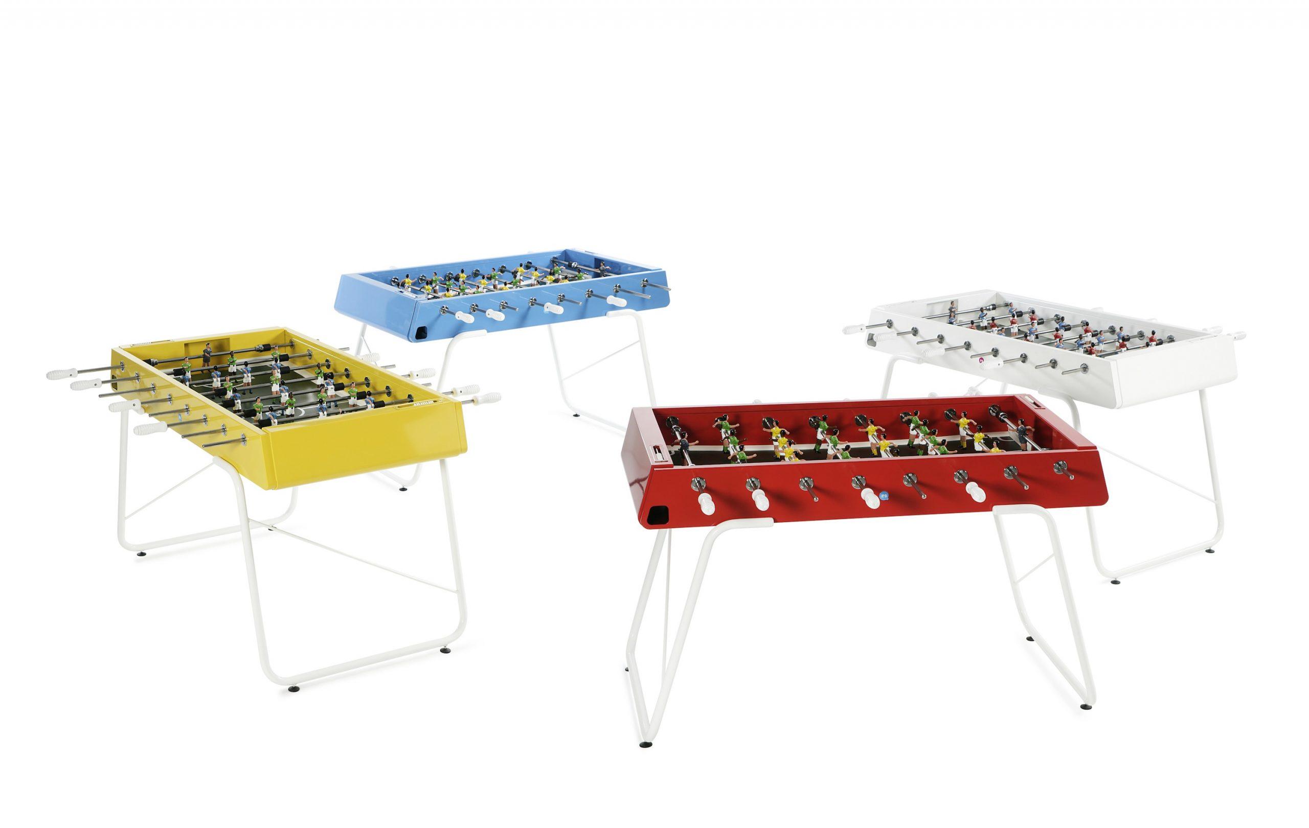 RS3 Foosball Table by Rafael Rodriguez