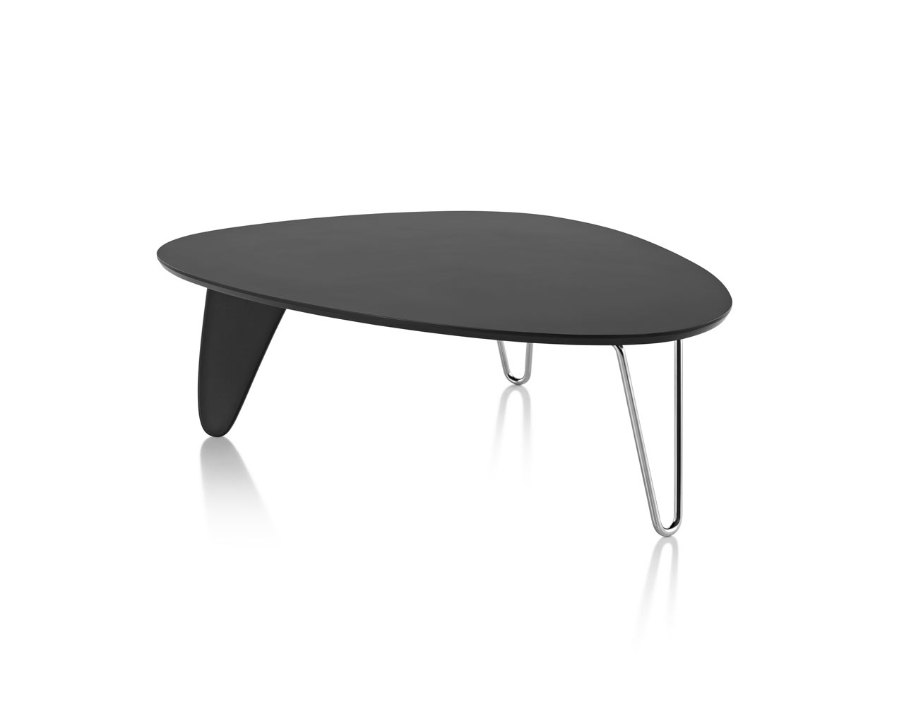 herman miller re introduces rudder table by noguchi. Black Bedroom Furniture Sets. Home Design Ideas