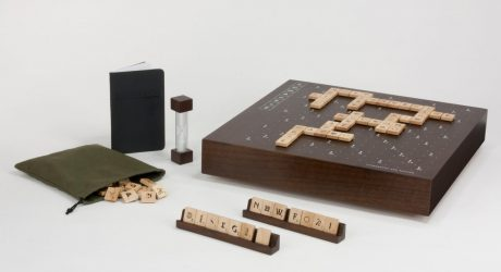 Scrabble Typography Edition 2