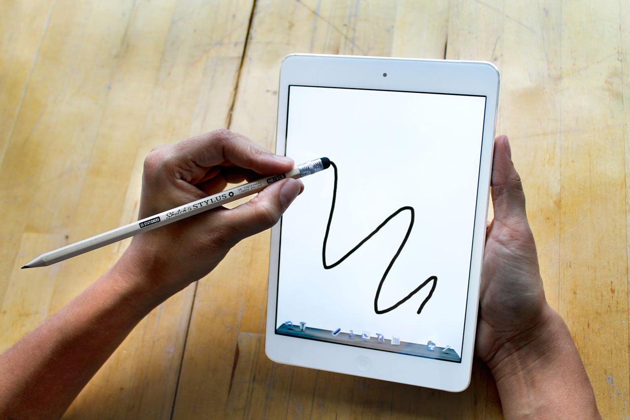 Is it a Pencil or is it a Stylus? It's Both!