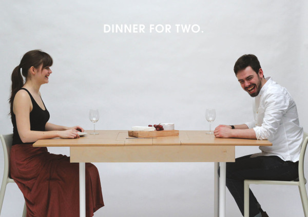 Table For Two Daniel Liss 2