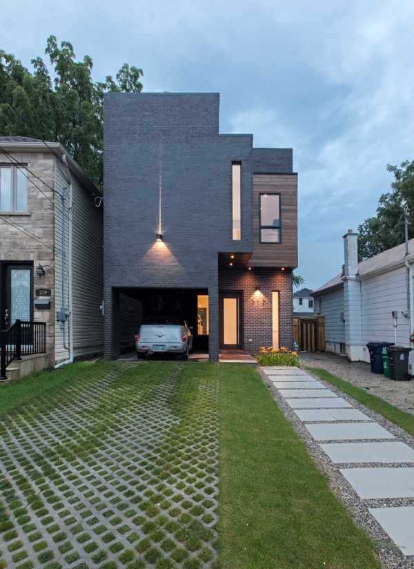 House Inspired by a Totem Pole by atelier rzlbd in main architecture  Category