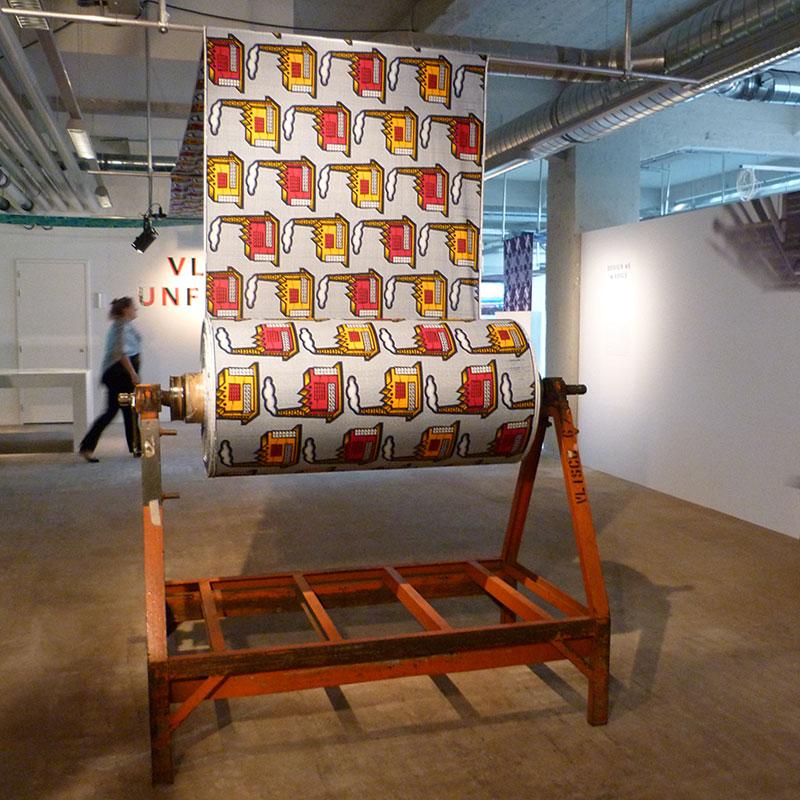 DDW13: A Visit to Vlisco Textiles