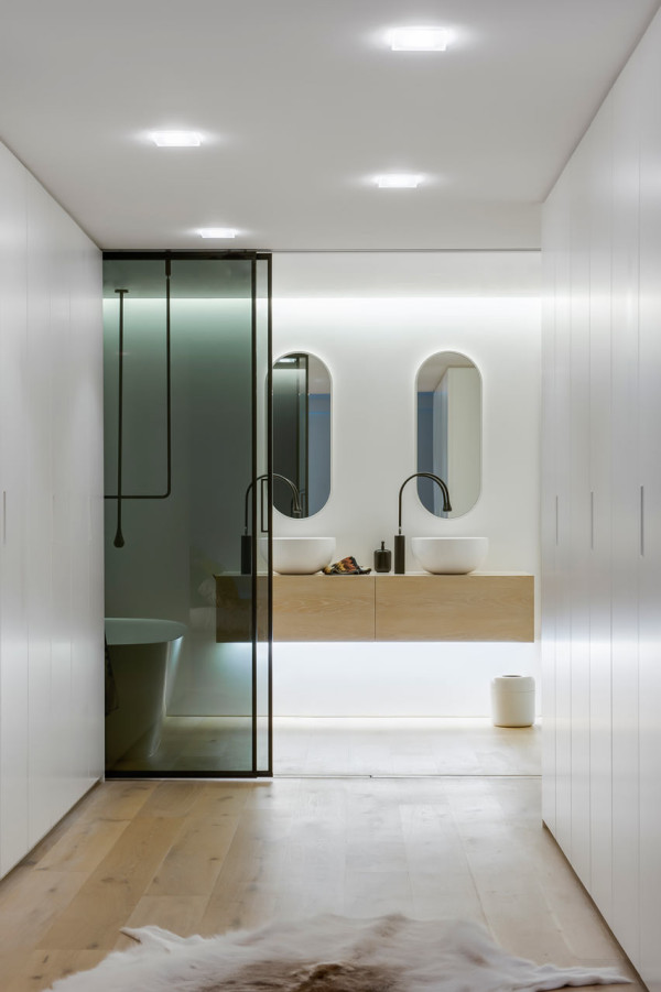 A Fresh Modern Bathroom You 39 Ll Never Want To Leave
