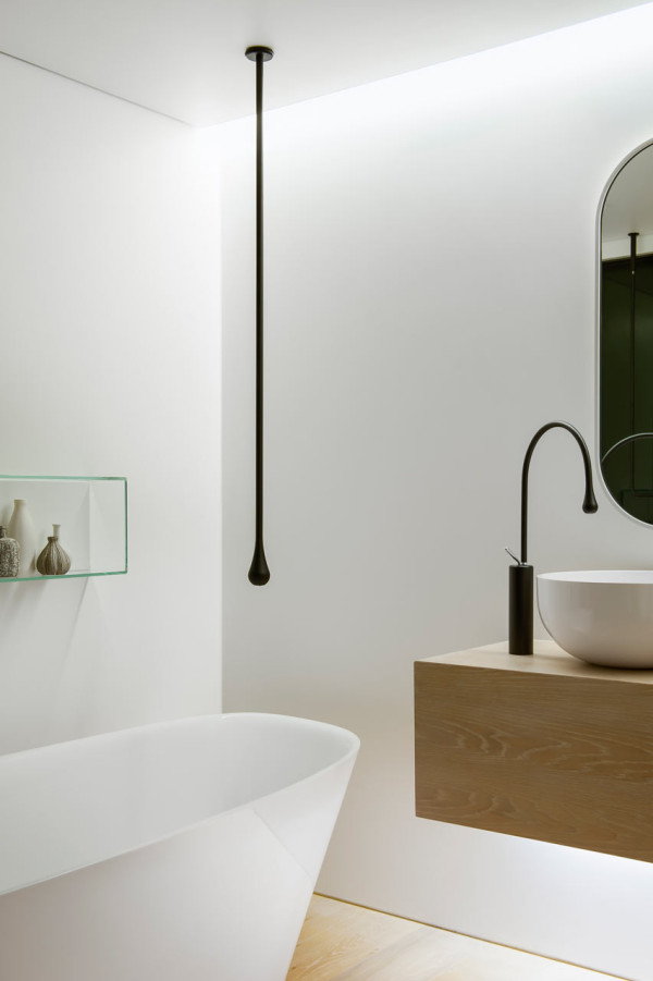 A Fresh & Modern Bathroom You'll Never Want To Leave ...
