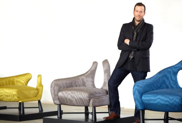 De Evolution by Brad Ascalon for DEDAR in main home furnishings  Category