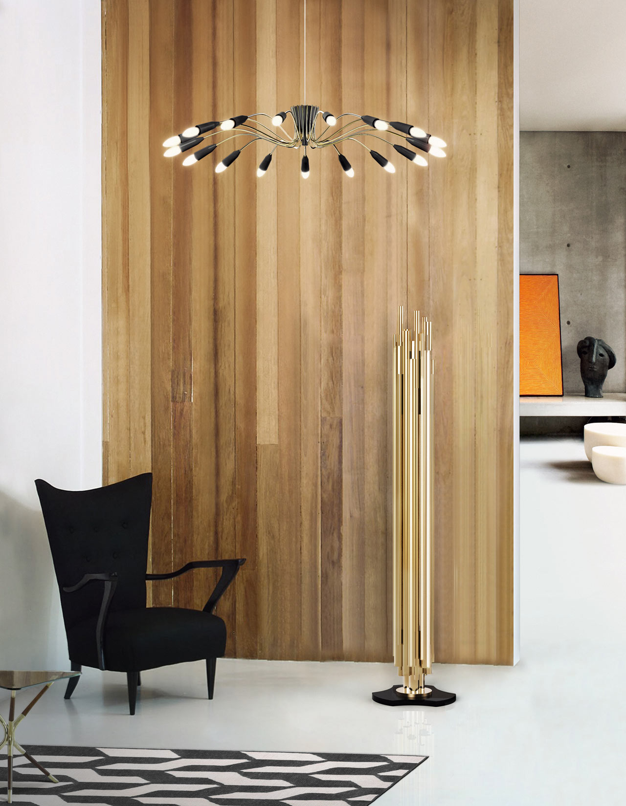Delightfull Floor Lamps