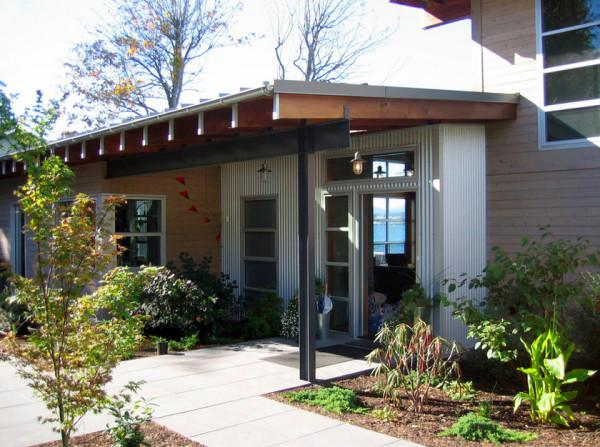 12 Metal-Clad Contemporary Homes - Design Milk