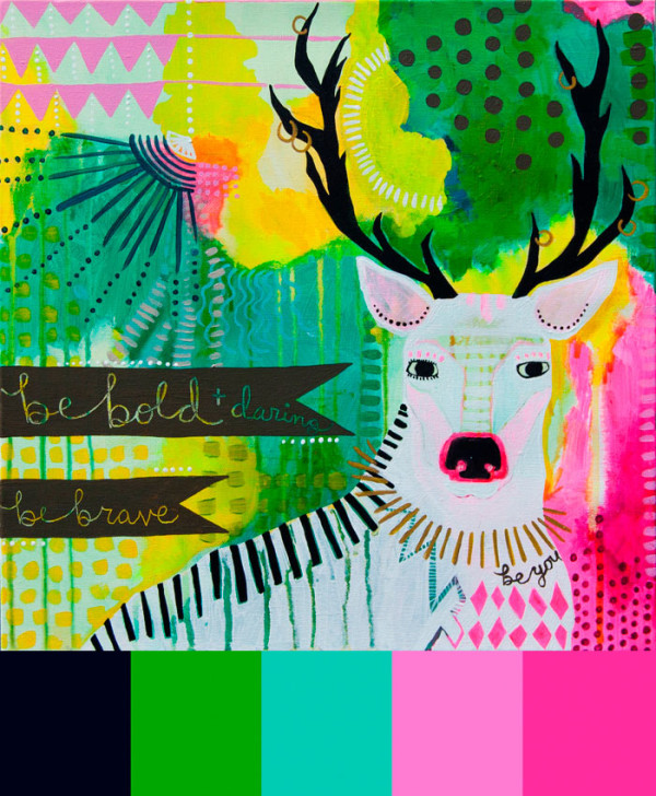 cmylk-jessica-swift-deer- painting