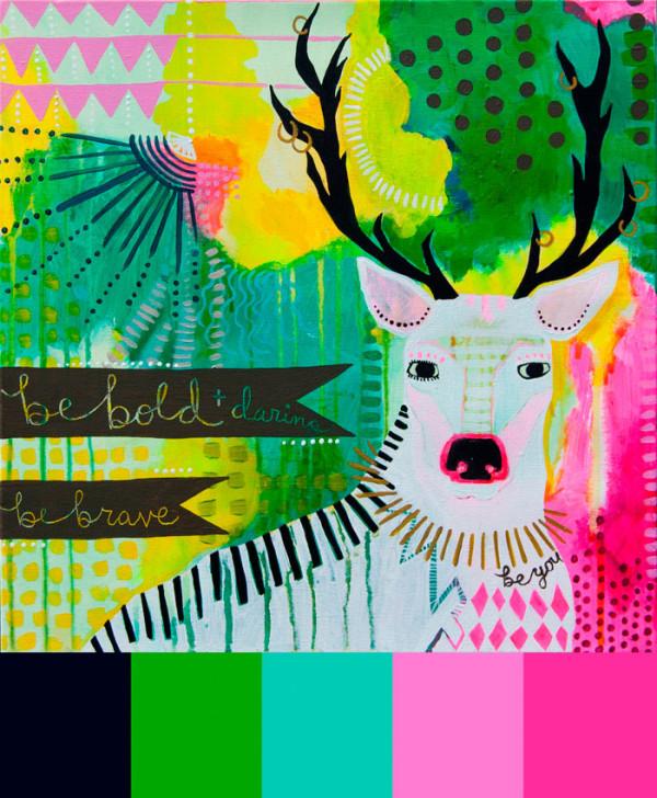 cmylk-jessica-swift-deer- painting
