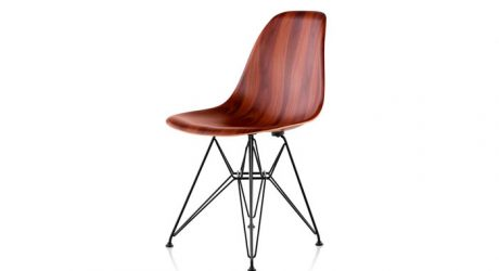 Exploration, Evolution, Insight & Delight: Eames Molded Wood Chair