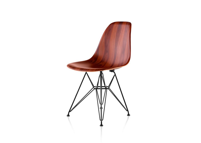 design history eames molded wood chair design milk