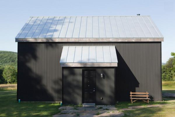 12 Metal Clad Contemporary Homes Design Milk