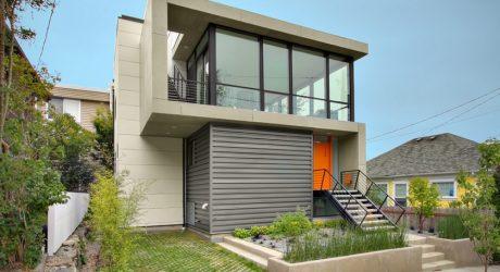 12 Metal-Clad Contemporary Homes