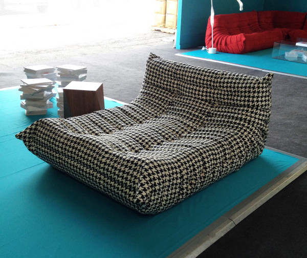 Favorites from the first ever westedge design fair - Chaise rocher ligne roset ...