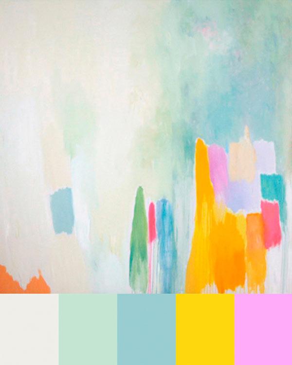 CMYLK: Natalia Roman's Abstract Oil Paintings