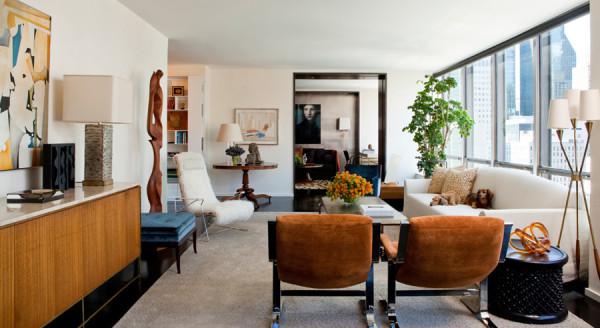 12 Rooms that Showcase Sculpture - Design Milk