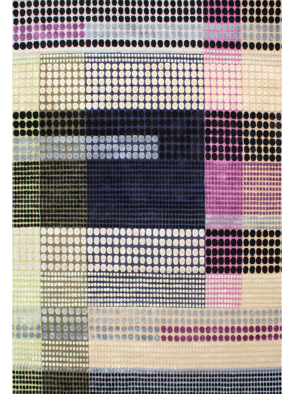 Margo Selby Bespoke Rugs in main home furnishings  Category