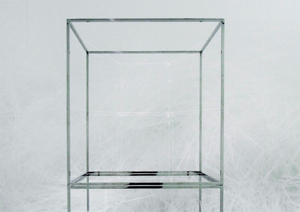 Growing Chairs: Spiders Thread by Tokujin Yoshioka in main art  Category