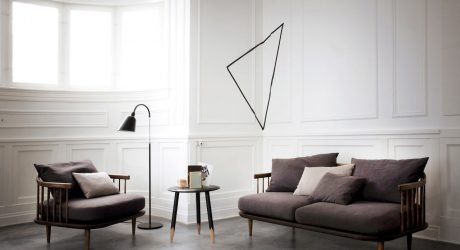 FLY Lounge Series by Space Copenhagen