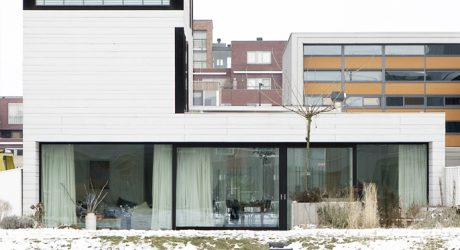 Urban Villa in Amsterdam by Pasel Kuenzel Architects
