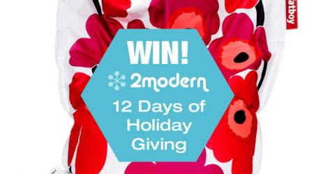 2Modern's 12 Days of Holiday Giving