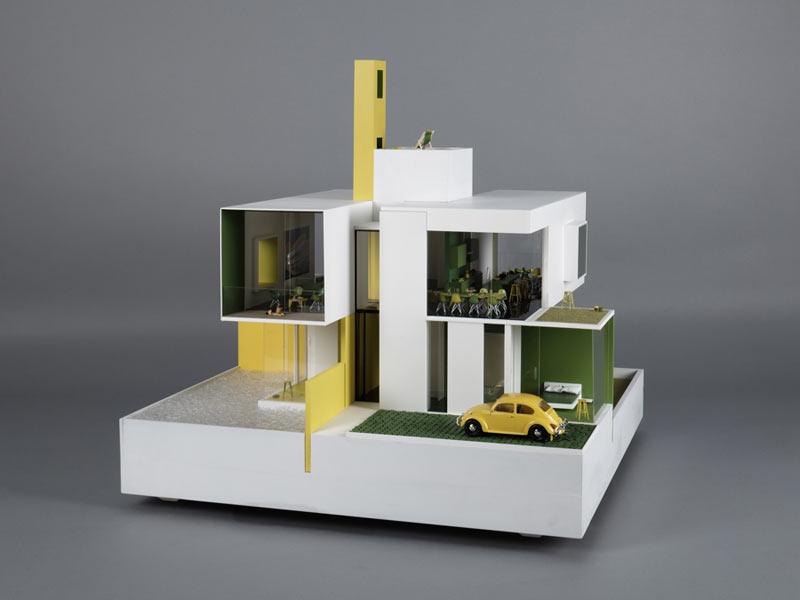 Doll Houses Designed for Charity - Design Milk