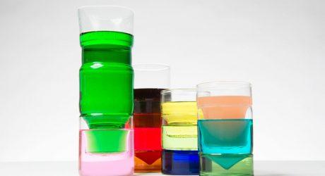 Laguna Glassware by Attico