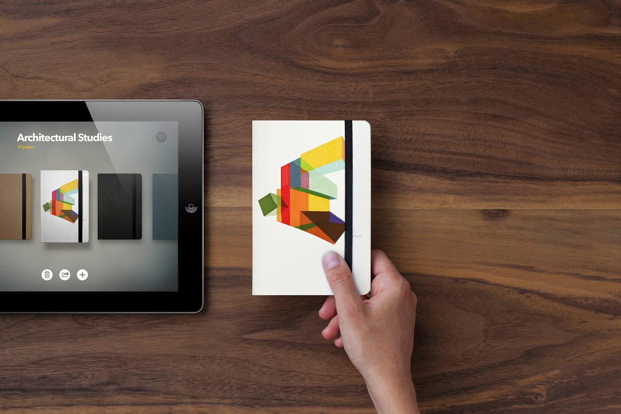 custom printed books you design from an ipad app design milk