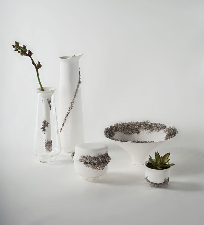 CeraMetal: Combining Metal Powders and Ceramics