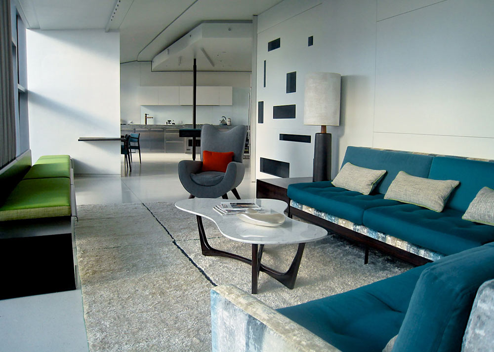A Chelsea Pied-a-Terre in Jean Nouvel's New Building