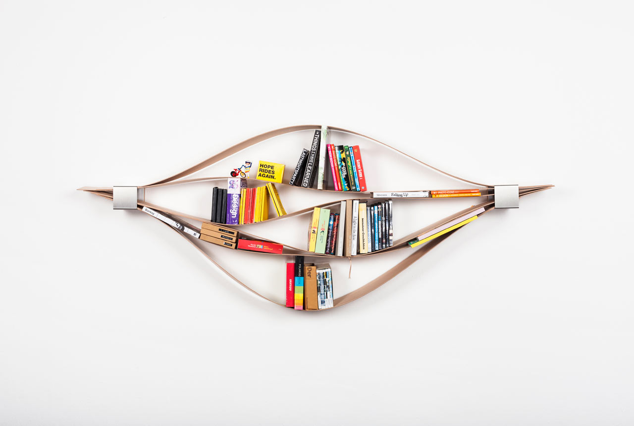 A Flexible Shelving System Called Chuck