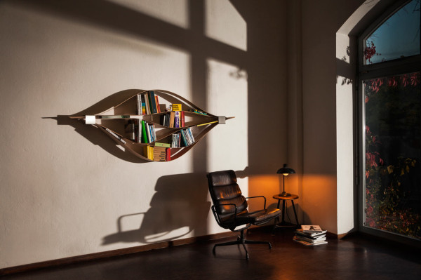 A Flexible Shelving System Called Chuck in main home furnishings  Category