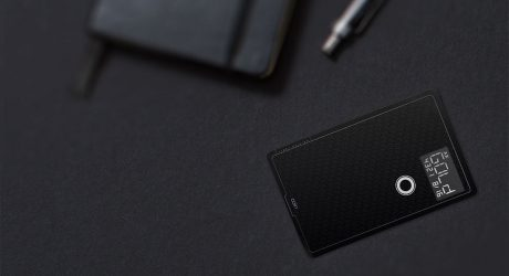 Coin: One Smart Card to Replace All of Your Cards
