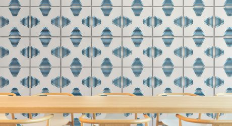 Corset Wall Tiles by Arbutus+Denman