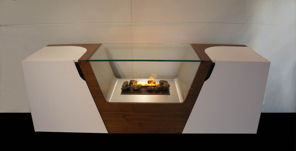 Fireplace Storage Units by Davide Tonizzo in main home furnishings  Category