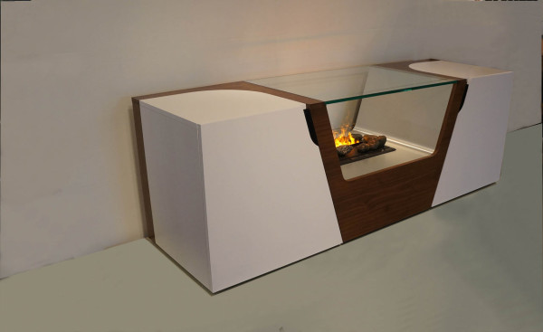 Fireplace Storage fireplace storage unitsdavide tonizzo - design milk