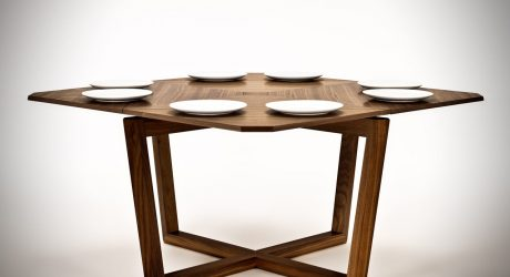 SEER Table by Matthew Bridges Design