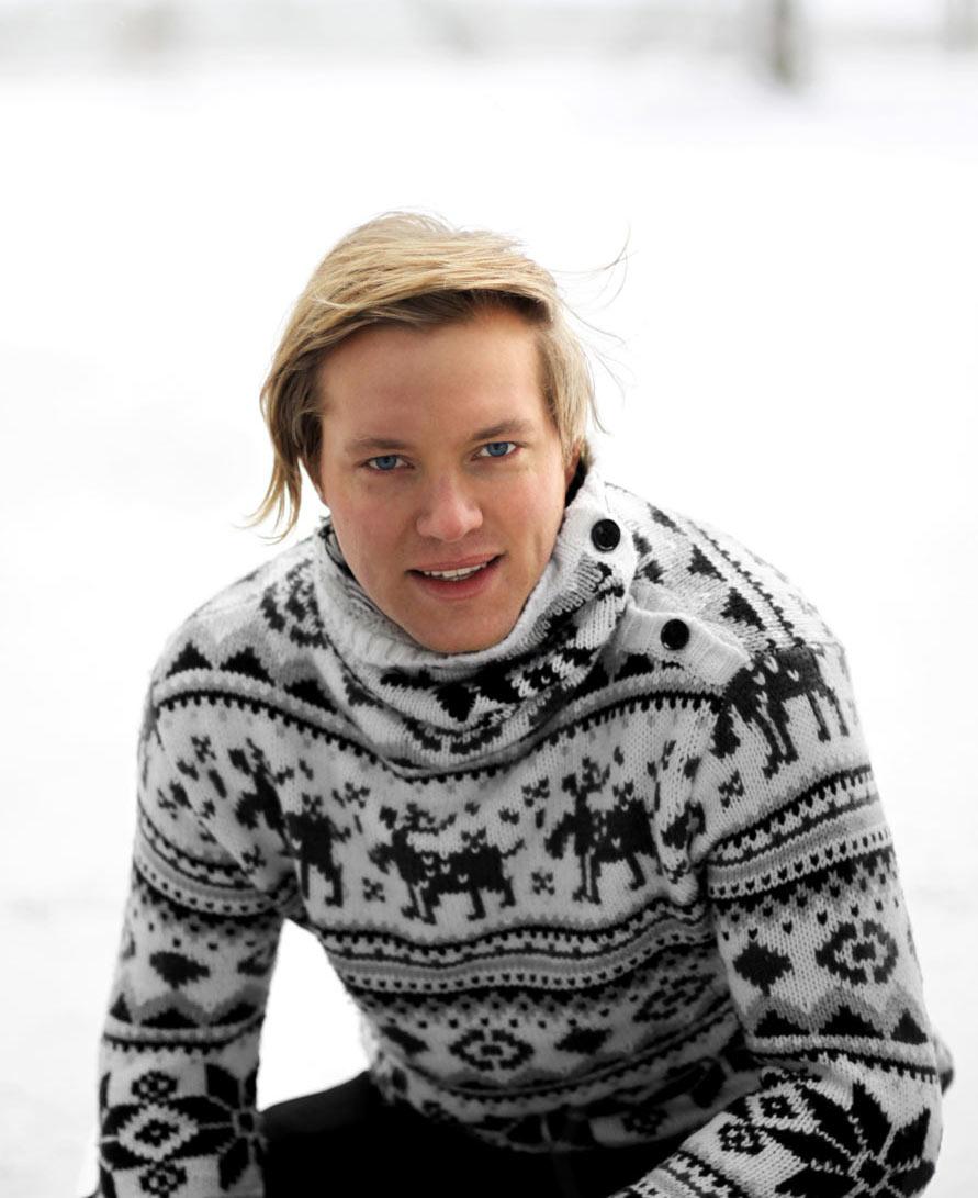 Friday Five with Johan Lindstén