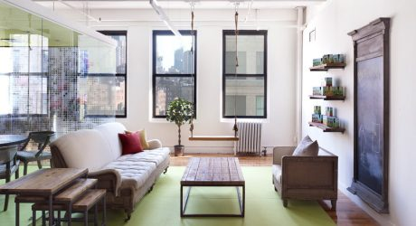 An Office That's Committed to Playfulness