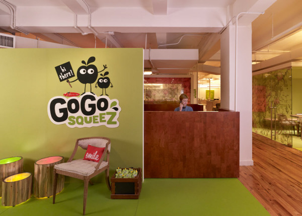 An Office Thats Committed to Playfulness in interior design architecture  Category