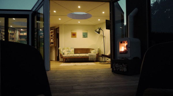 HIVEHAUS®   A Modular Hexagonal Home By Barry Jackson in main interior design architecture  Category