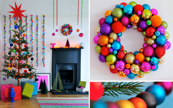 photos by matt cant for rue magazine - Contemporary Christmas Decorations