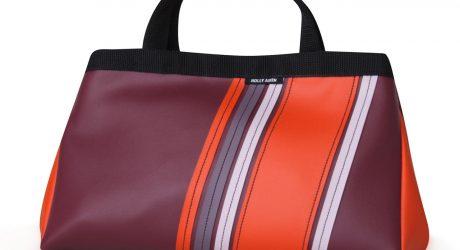 Indestructible Vinyl Bags & Gear from Holly Aiken Bags